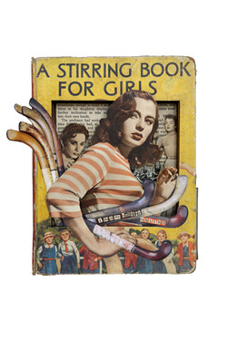 A Stirring Book for Girls