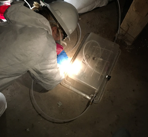 Extracting Soil Vapor