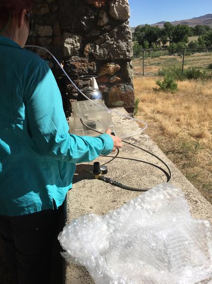 Soil Vapor Extraction Equipment