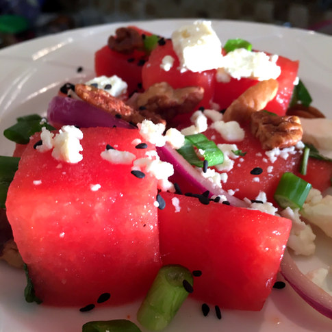 Waterlemon Salad