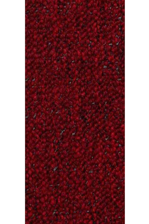 Indoor Outdoor Commercial Runner Area Rugs Red