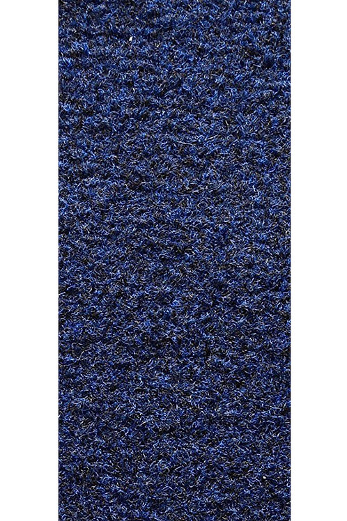 27 Ground Commercial Custom Size Runner with Rubber Marine Backing Rugs Navy