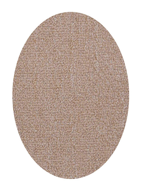 27 Ground Indoor Outdoor Commercial Oval Shape Area Rugs Beige