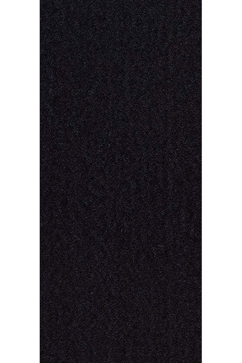 27 Ground Commercial Custom Size Runner with Rubber Marine Backing Rugs Black