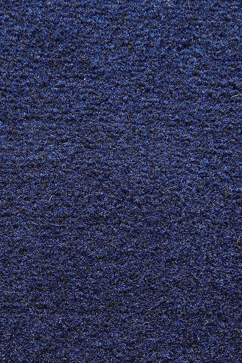 27 Ground Commercial Indoor/Outdoor with Rubber Marine Backing Area Rugs Navy