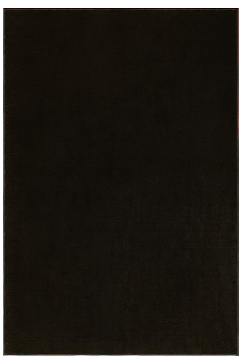 Smooth and Soft Outdoor Black Area Rugs with a Low Pile Height for Patio & Porch