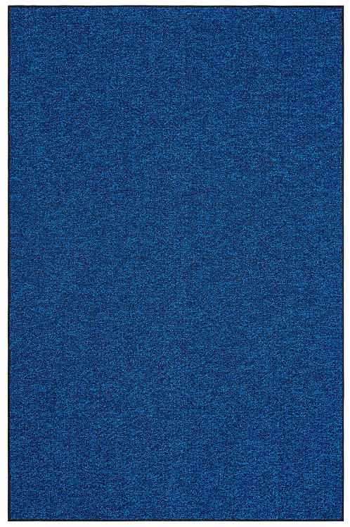 Outdoor Artificial Turf Blue Lagoon Area Rugs With Premium Non Skid Backing