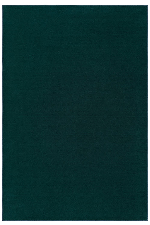 Indoor/Outdoor Marine Dark Green Area Rugs with Premium Non Skid Backing