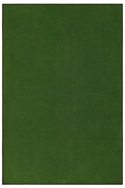 Smooth and Soft Outdoor Green Area Rugs with a Low Pile Height for Patio & Porch