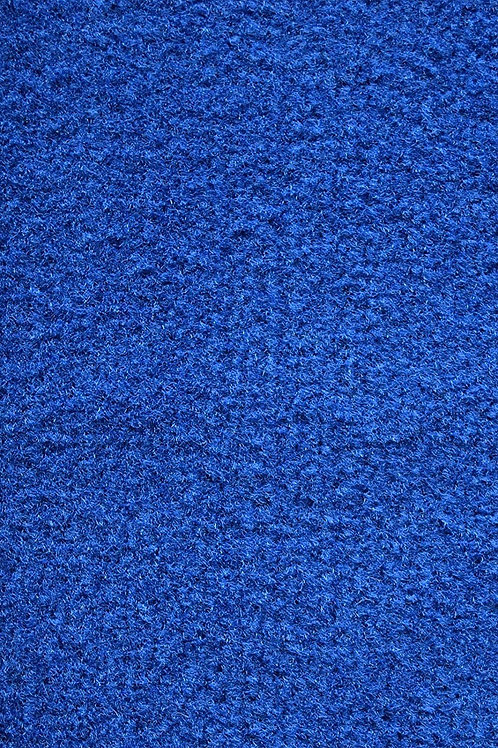 27 Ground Commercial Indoor/Outdoor with Rubber Marine Backing Area Rugs Blue