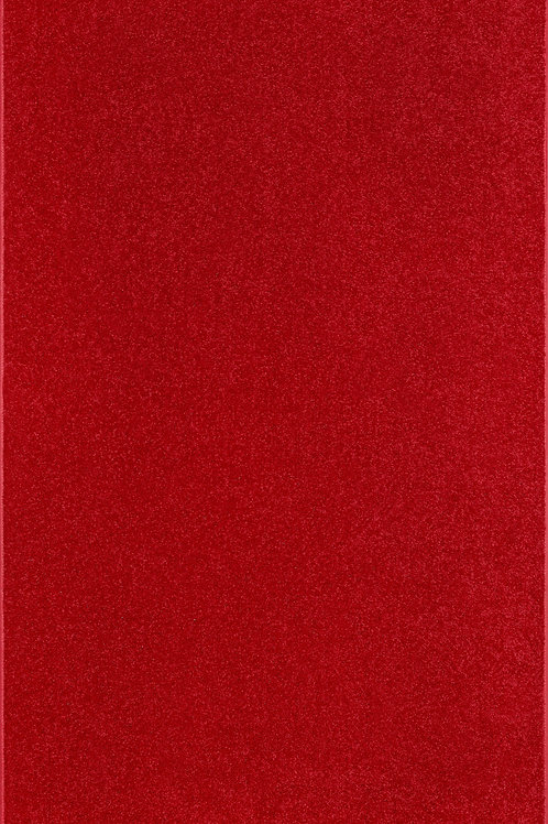 27 Ground Pet Friendly Solid Color Area Rugs Red