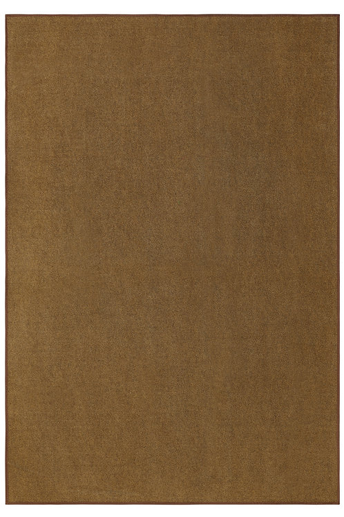 Smooth and Soft Outdoor Brown Area Rugs with a Low Pile Height for Patio & Porch