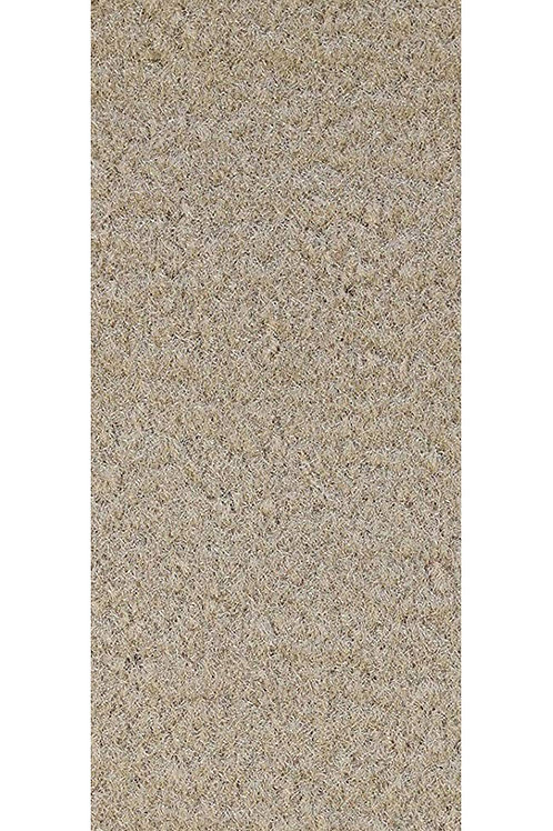 27Ground Commercial Custom Size Runner with Rubber Marine Backing Area Rug Beige