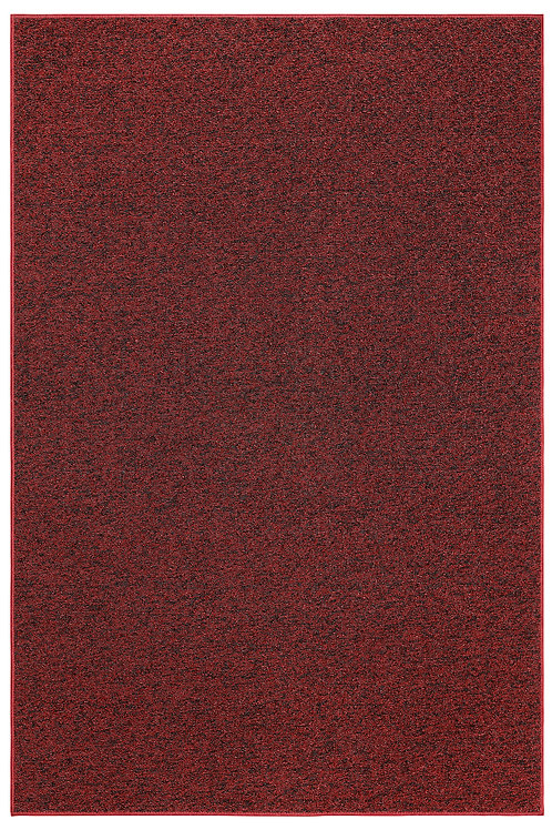 Outdoor Artificial Turf Burgundy Area Rugs With Premium Non Skid Backing