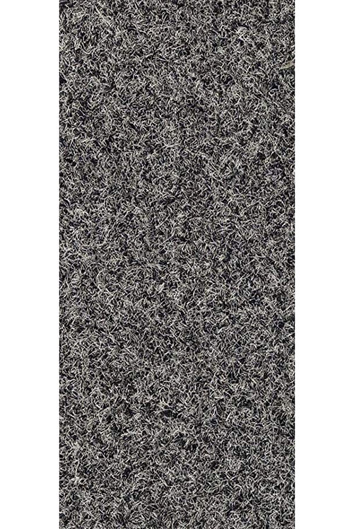 27 Ground Commercial Custom Size Runner with Rubber Marine Backing Rugs Grey