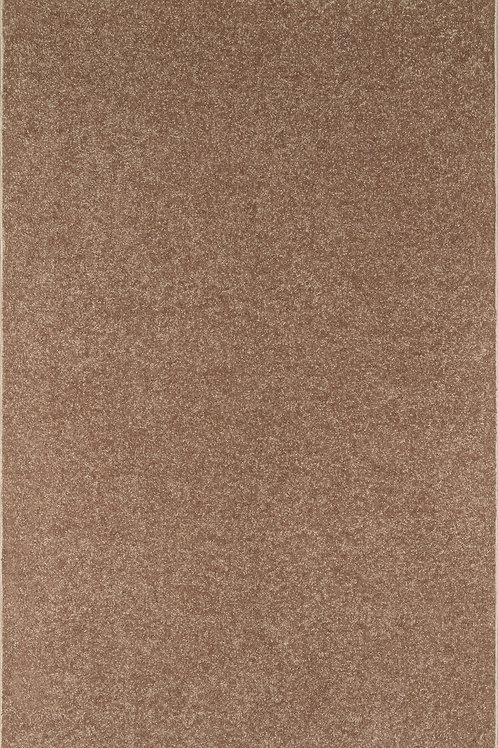 27 Ground Broadway Collection Solid Color Area Rugs Brown