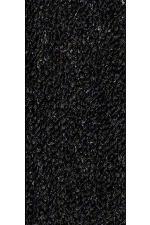 Indoor Outdoor Commercial Runner Area Rugs Black