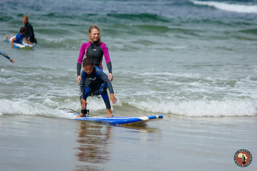 Волонтерство Серф трип Дорога Садов ЮАР Unravel Surf Travel