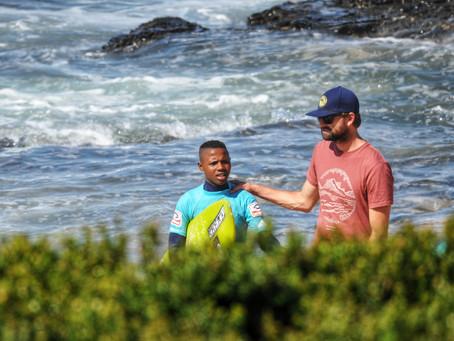 The Surfer Kids на национальных серф соревнованиях SA Junior Champs 2019