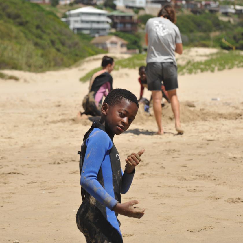 благотворительная компания Серф трип Дорога Садов ЮАР Unravel Surf Travel