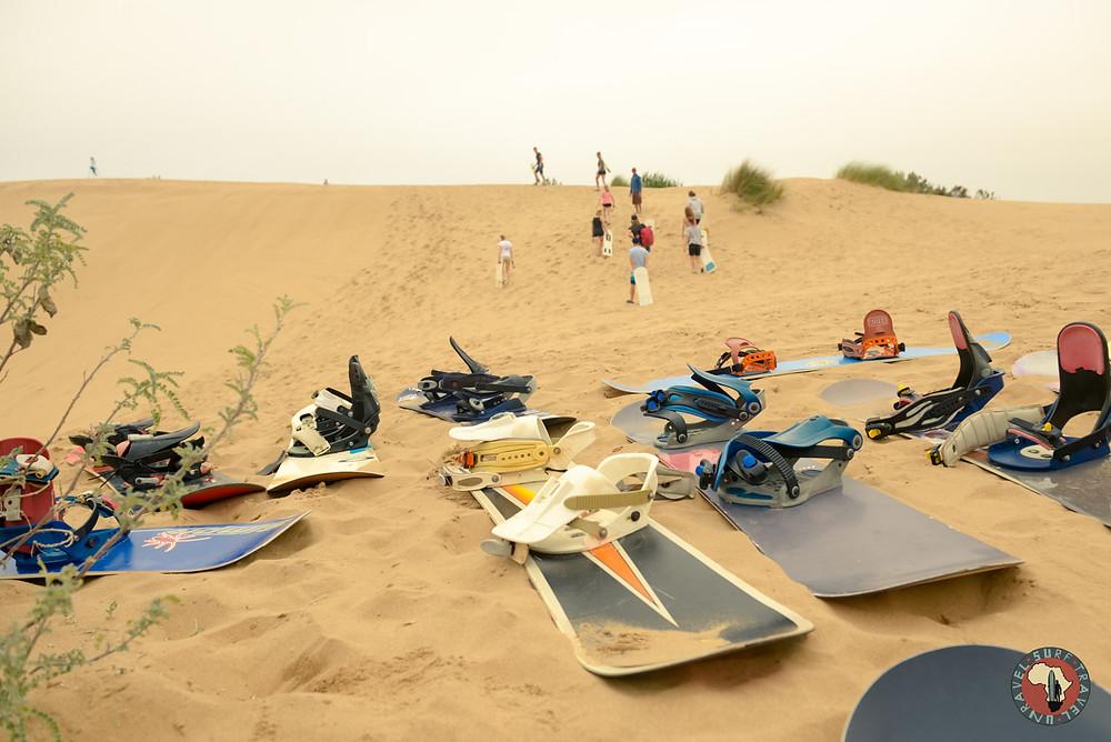 СэндбордингСерф трип Дорога Садов ЮАР Unravel Surf Travel