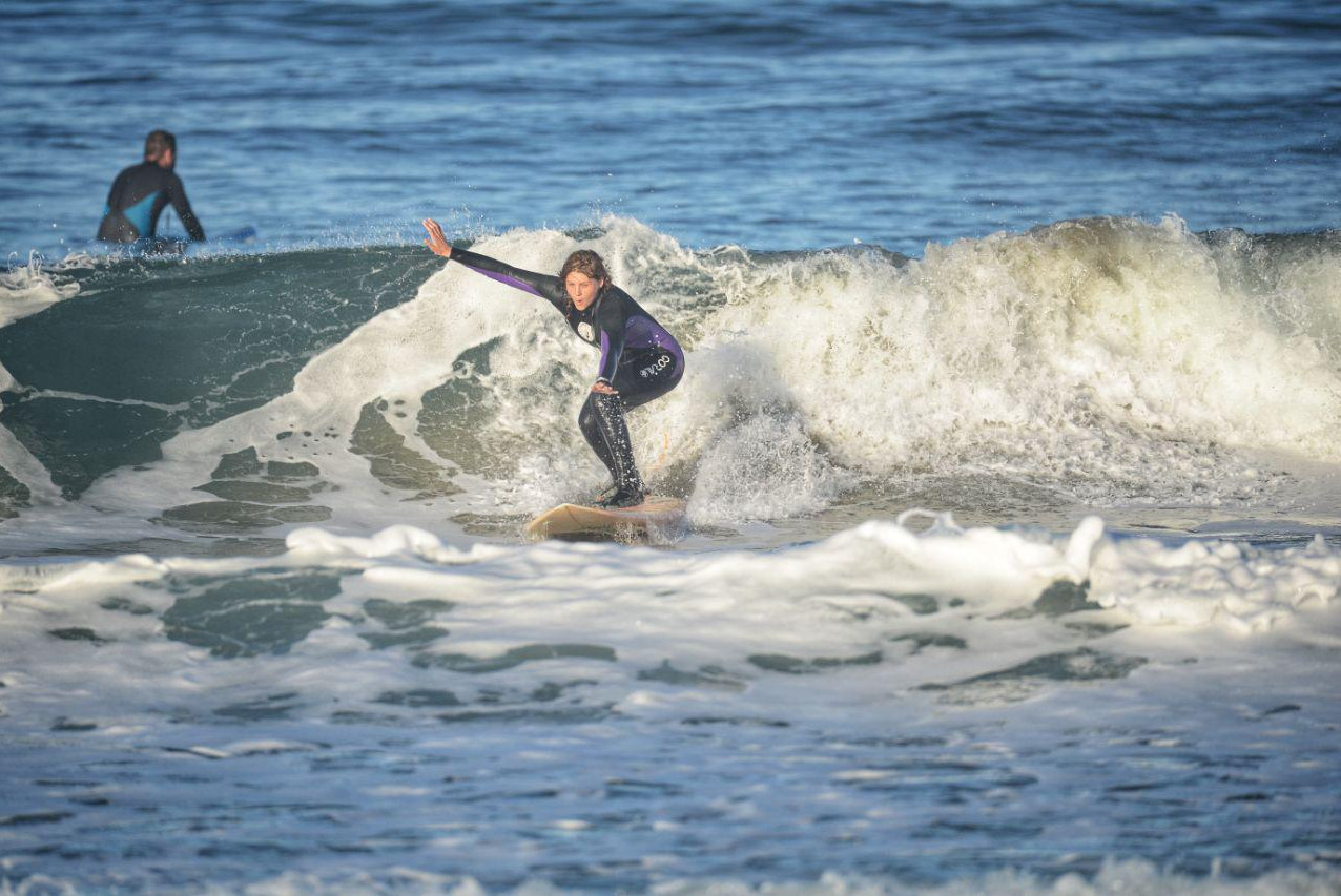 Серифнг Серф трип Дорога Садов ЮАР Unravel Surf Travel