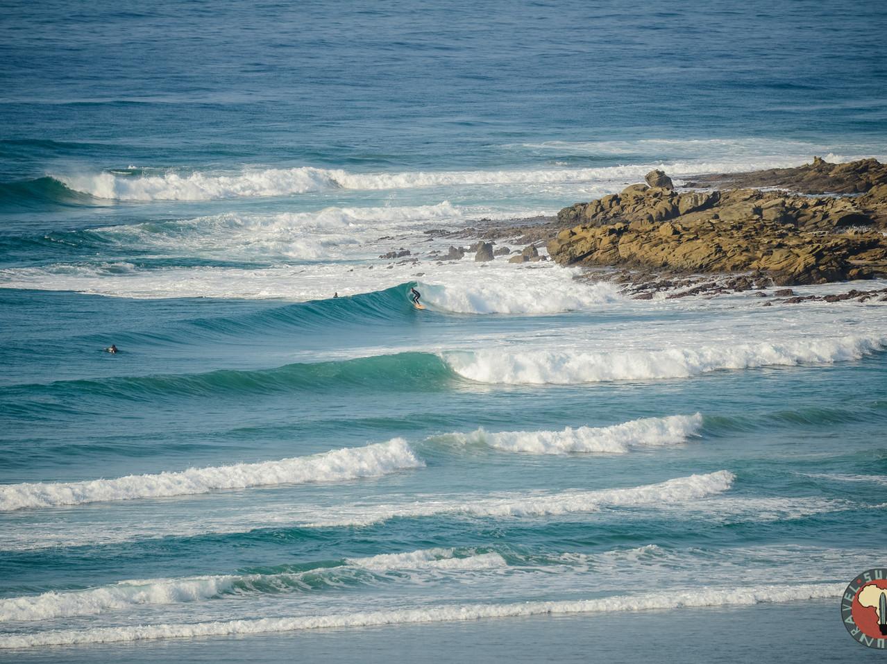 Серфинг в Южной Африке