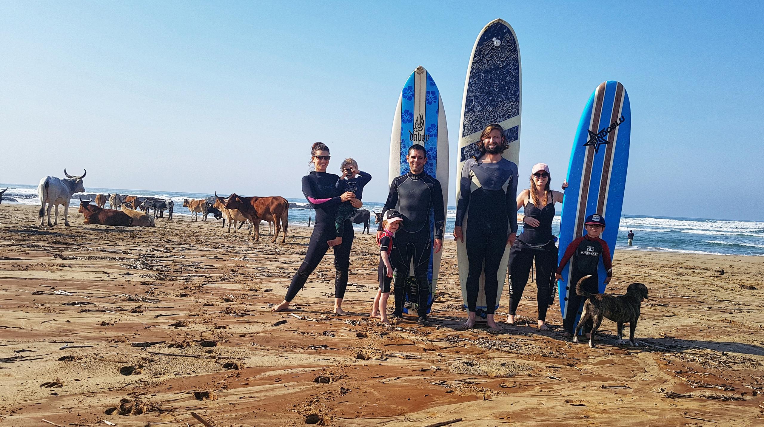 Серфинг в Южной Африке с Unravel Surf Travel