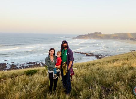 Серф отдых в Южно-Африканских дебрях