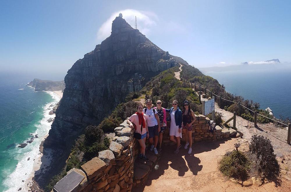 Серф трип Дорога Садов ЮАР Unravel Surf Travel Мыс Доброй надежды