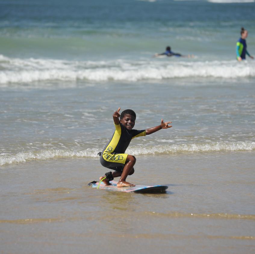 Серф трип Дорога Садов ЮАР Unravel Surf Travel волонтерство