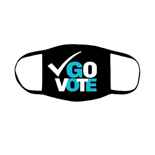 GO VOTE SCREEN MASK