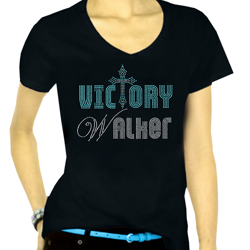 Victory Walker Bling TEE