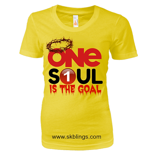 ONE SOUL IS THE GOAL