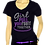 Thumbnail: GIRL PULL YOURSELF TOGETHER BLING TEE