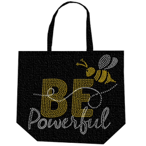 BE POWERFUL TOTE