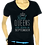 Thumbnail: REAL QUEENS ARE BORN BLING TEE