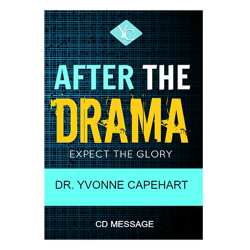 AFTER THE DRAMA: EXPECT THE GLORY