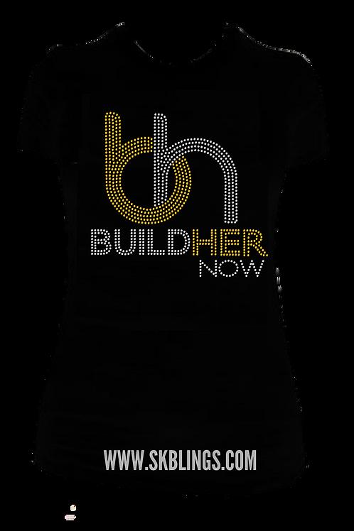 BUILD HER TEE