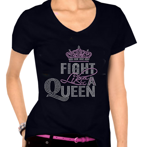 FIGHT LIKE A QUEEN