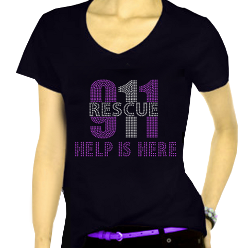 RESCUE 911 HELP IS HERE