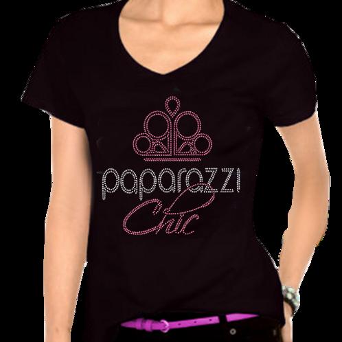 PAPARAZZI CHIC BLING TEE