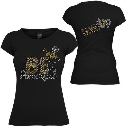 BE POWERFUL LEVEL UP