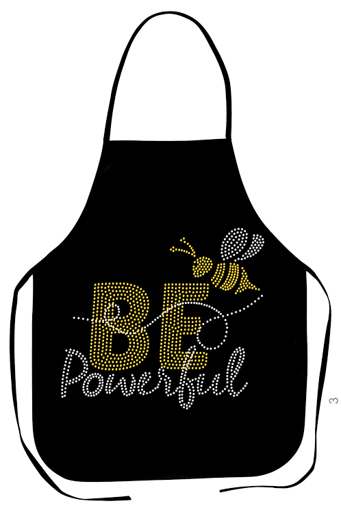 BE POWERFUL APRON