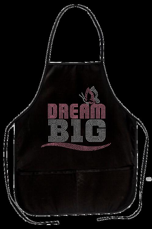 DREAM BIG APRON