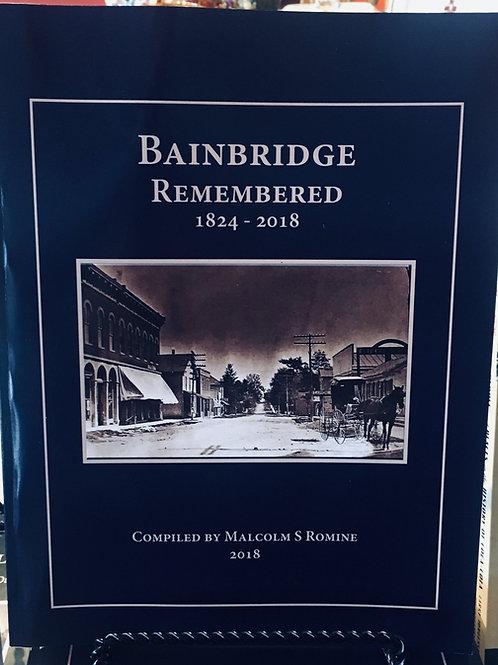 Bainbridge Remembered 1824-2018