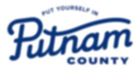 Putnam County Logo with Tagline Dark Blu