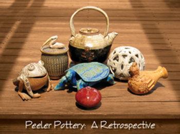 Peeler Pottery: A Retrospective (Hardback)