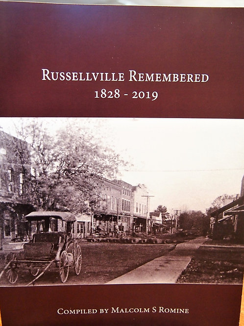 Russellville Remembered 1828-2019