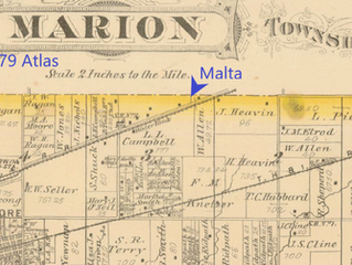 Malta Flag Station and Nicholsonville